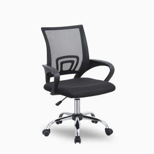 เก้าอี้สำนักงาน รุ่น Nori ออกแบบมาเพื่อรองรับสภาพอากาศร้อนและผู้ที่ต้องการให้เก้าอี้นั่งทำงานระบายอากาศด้วยผ้าตาข่าย Mesh ที่ลดกลิ่นอับชื้นได้ดี ใช้งานสะดวก